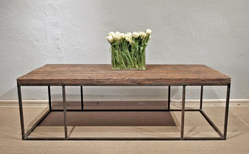 Coffee Table Steel Frame