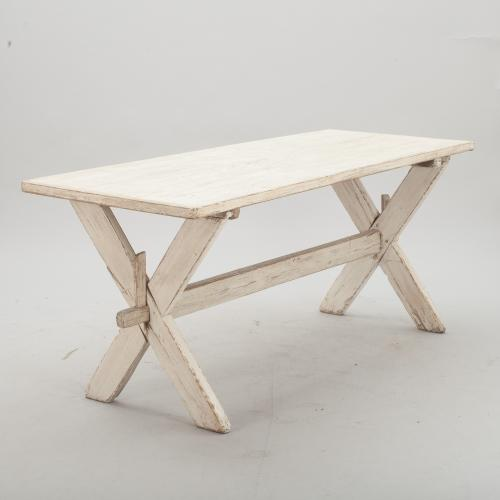 Swedish 19th Century Farmhouse Table