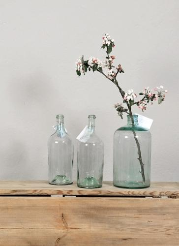 Set of 19th Century French Wine Bottles