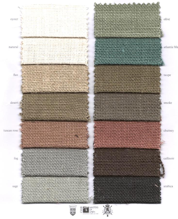 A wide selection of the Best Natural Fabrics