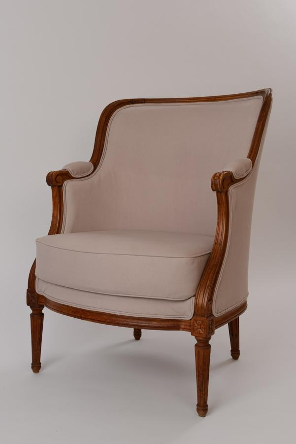 French 1790 Louis XVI Bergere