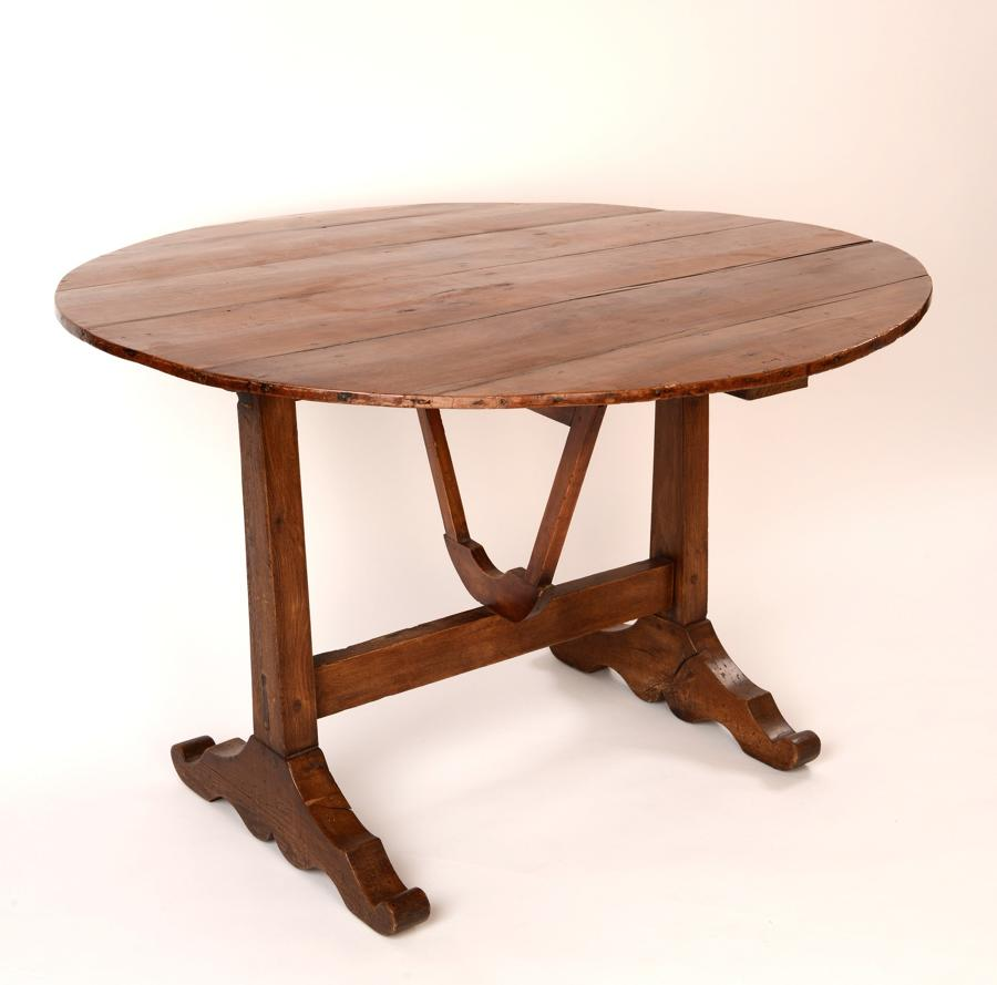 18th Century Winetable Walnut
