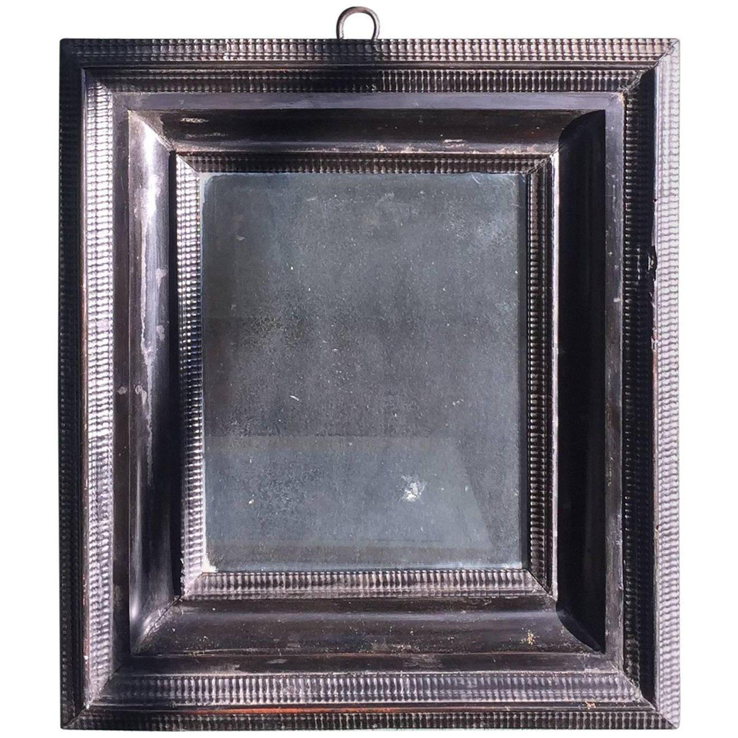 18th century Flemish baroque mirror