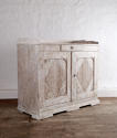 Swedish Period Gustavian Sideboard in Original Paint - picture 3