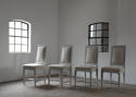 Set of Four Period Gustavian Dining Chairs - picture 1