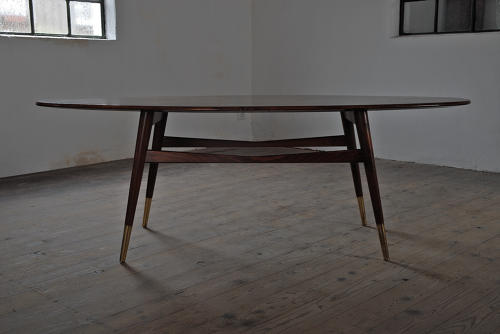 Stylish Danish Midcentury Coffee Table