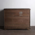 Late Gustavian chest in black paint - picture 6