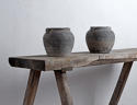 Set of Chinese Han Dynasty Style Unglazed Pots - picture 4