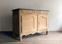 French 18th Century Buffet in Bleached Oak - picture 2