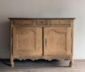 French 18th Century Buffet in Bleached Oak - picture 4
