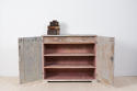 Swedish Period Gustavian Sideboard in Original Pale Blue Paint - picture 3