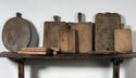 Stunning Collection of French 19th Century Chopping Boards - picture 1