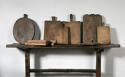 Stunning Collection of French 19th Century Chopping Boards - picture 2