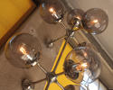 Space Age Chandelier by Peter Beyer, Udo Domröse and Andreas Kuhnard - picture 4